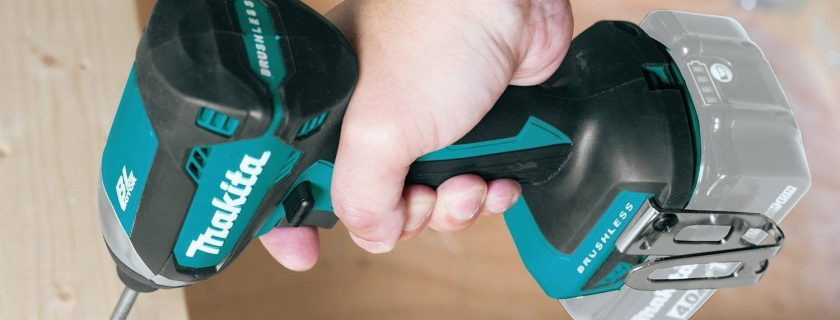 The Marriage of Impact Driver & Cordless Impact Wrench