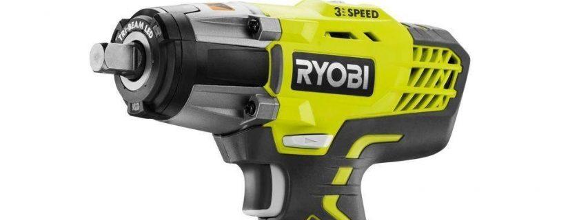 Ryobi 18 Volt Impact Wrench