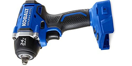 kobalt cordless impact wrench compact