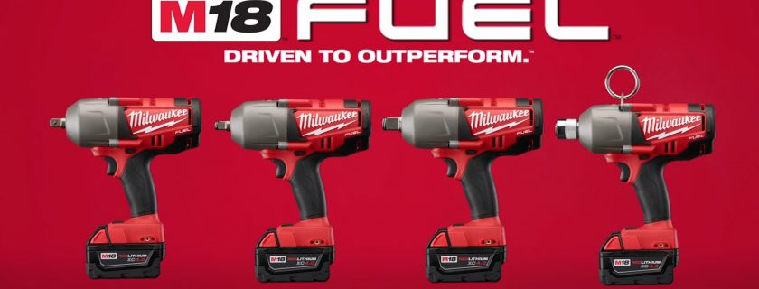 Milwaukee 2763-22 Cordless Impact Wrench