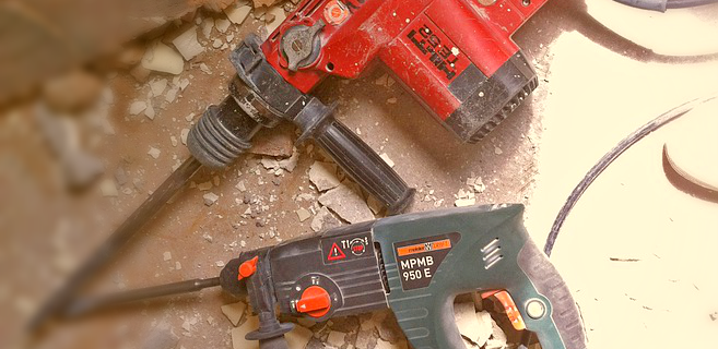 Best Corded Demolition Hammer Drills Reviews