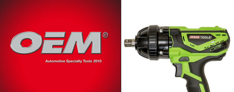 oem tools impact wrench
