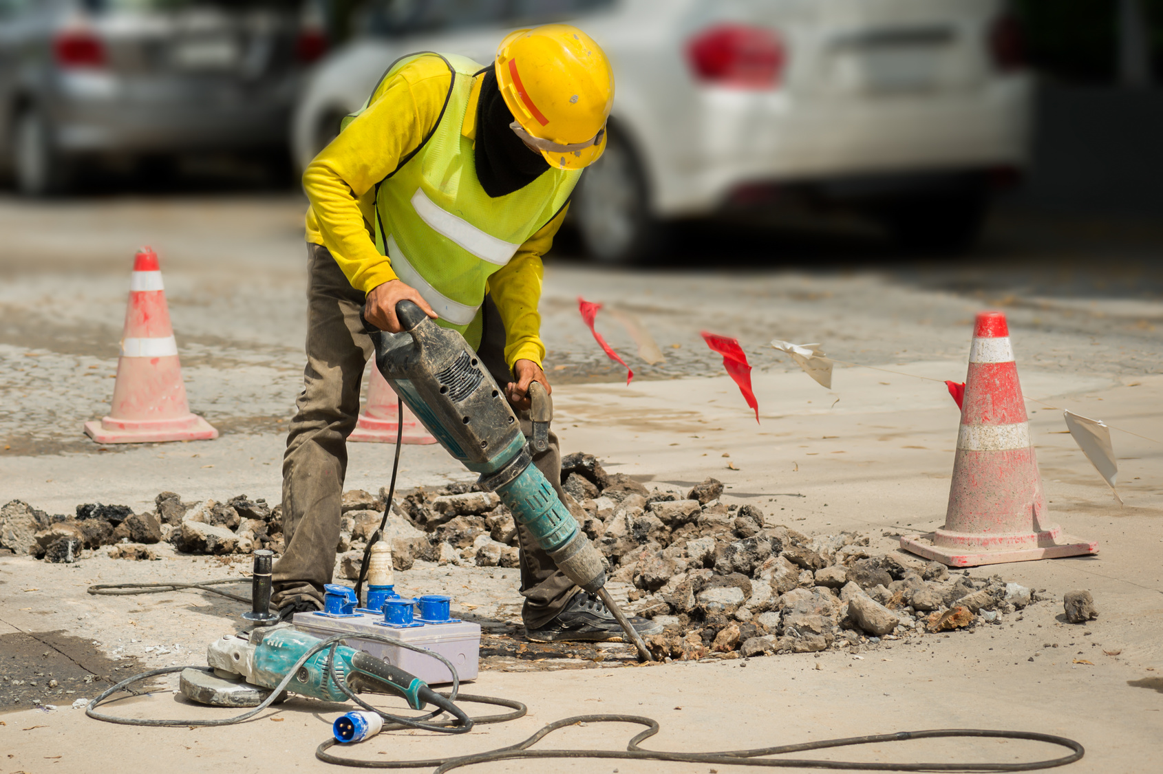 how to choose the right demolition hammer