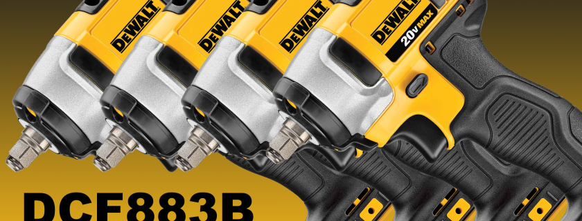 DeWalt DCF883B Cordless Impact Wrench Review