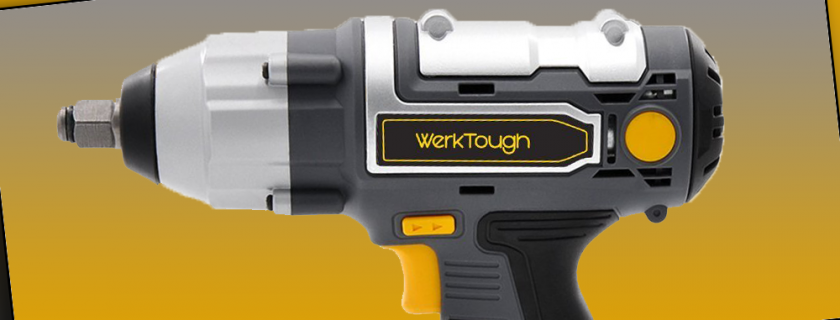 Werktough Cordless Impact Wrench
