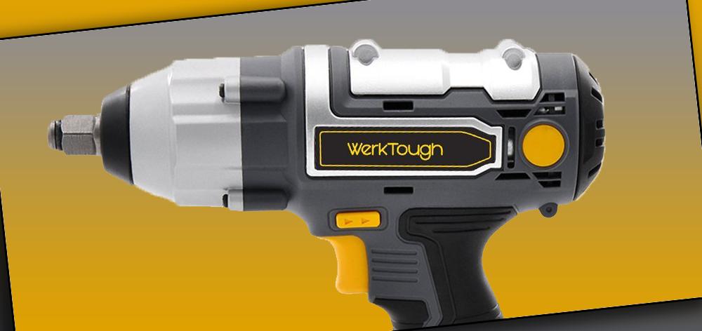 Werktough Cordless Impact Wrench