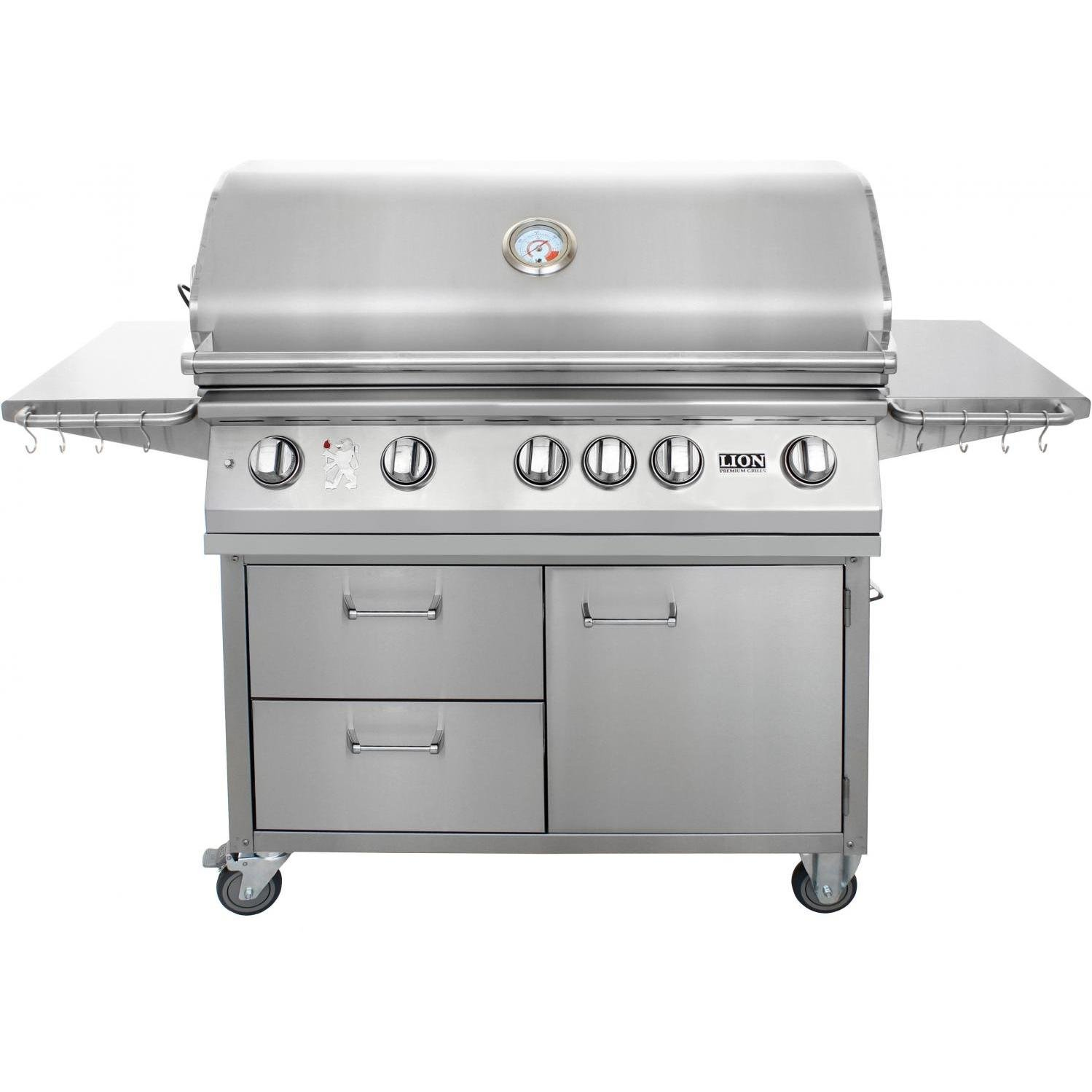 61roGhHGpjL Lion Gas Grills -- Time for a Cooking Upgrade?