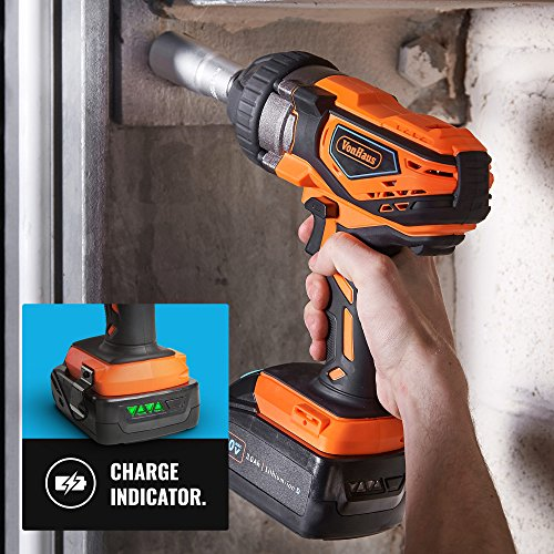 518mvHhNYVL The True Potential Of The VonHaus Cordless Impact Wrench