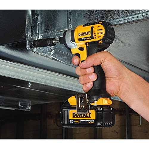 51KWdZ4lWtL The Aim of the Compact Dewalt 18V Impactor