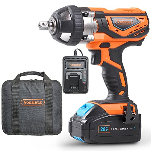 51UIAkjqFfL The True Potential Of The VonHaus Cordless Impact Wrench