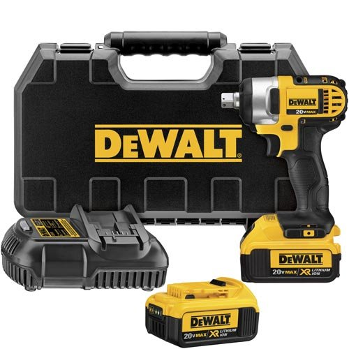 51rNfRIRtLL Only the Best DeWalt Cordless Impact Reviews