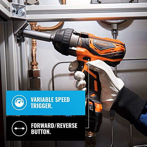 61fuSibIWQL The True Potential Of The VonHaus Cordless Impact Wrench