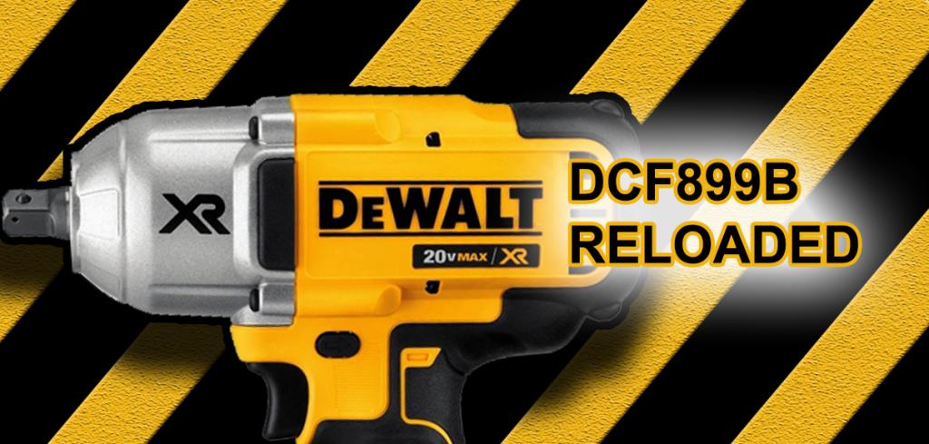 DeWALT DCF 899B C