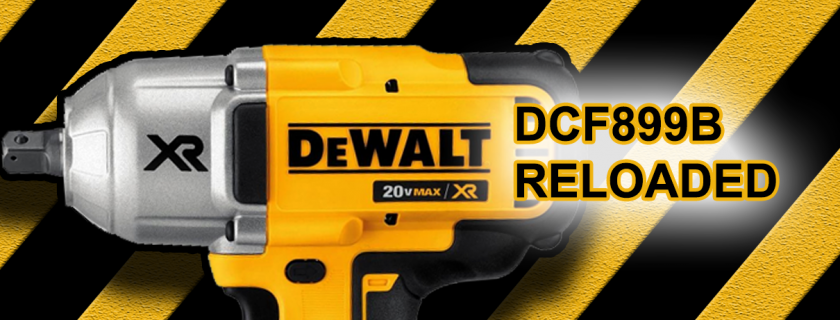 The Dewalt DCF 899B Wrench – More Than Just Power?
