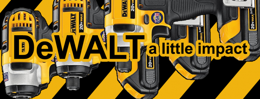 The Aim of the Compact Dewalt 18V Impactor