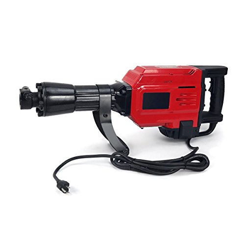 41EfnZxr9DL GHP 2800 Watt Jackhammer Review
