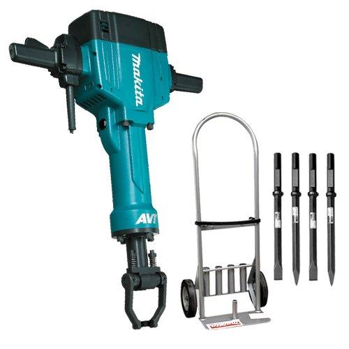 41LmSL4fAwL Makita HM1810X3 70 Lb AVT Breaker Hammer Review