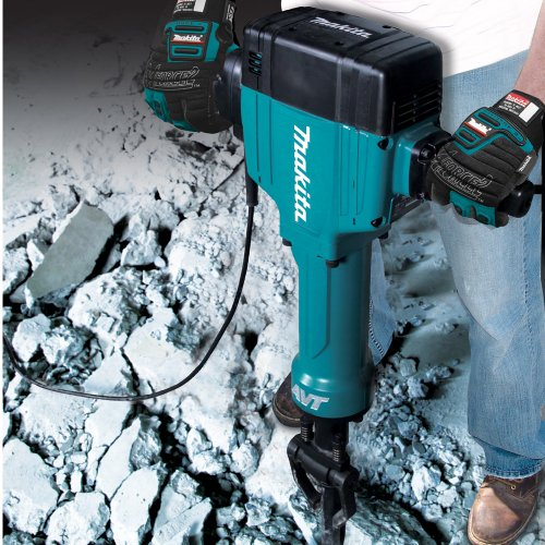 61e9dNbW1L Makita HM1810X3 70 Lb AVT Breaker Hammer Review