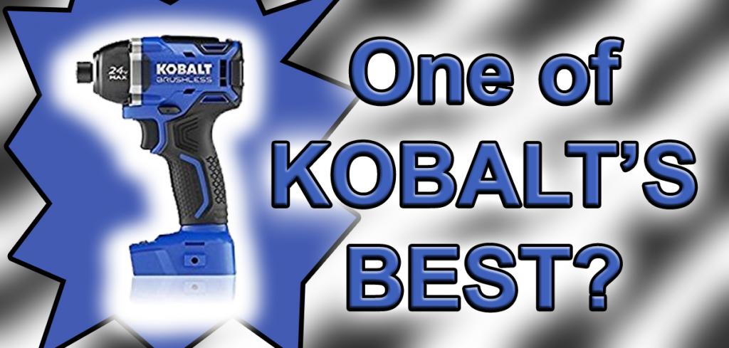 KOBALT 24-volt cordless impact wrench