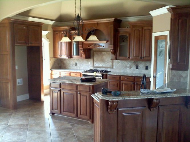 custom-built-kitchen-cabinets-667x500 Grab a Drill! What You Need to Build Your Own Cabinets