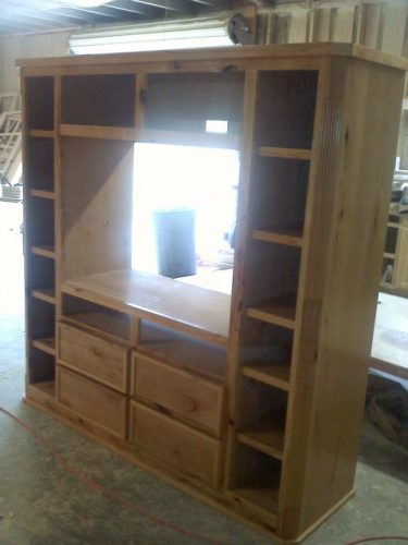 entertainment-cabinet-375x500 Grab a Drill! What You Need to Build Your Own Cabinets