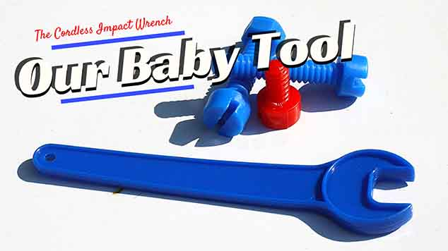 baby-tool-cordless-impact-wrench Cordless Impact Wrenches & Impact Tools