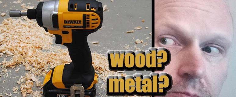 what can I use an impact driver for