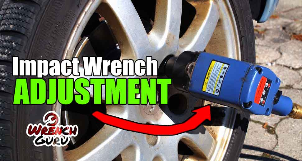 Are impact wrenches adjustable?