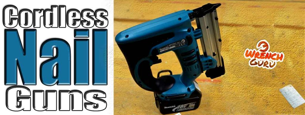How Cordless Nail Guns Work