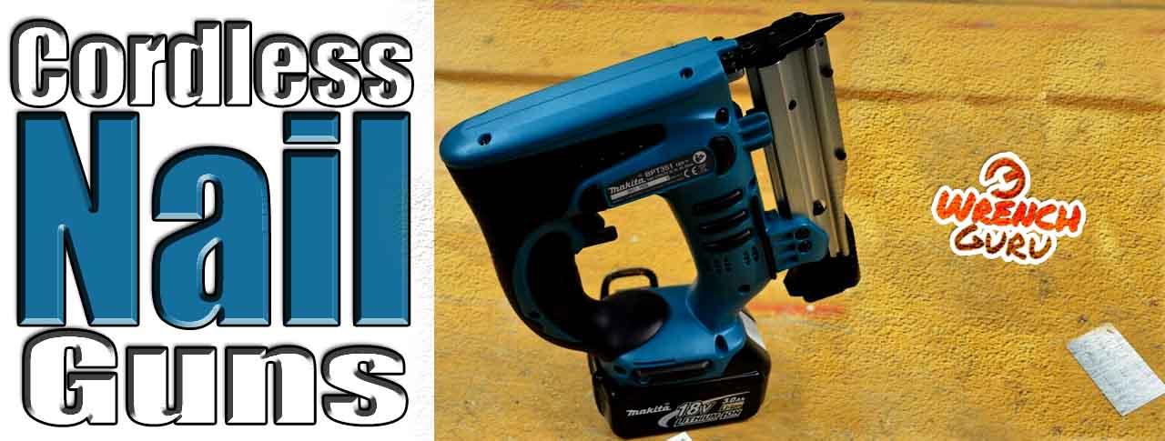 How Cordless Nail Guns Work