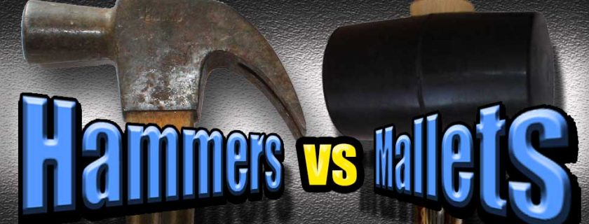 Hammers vs. Mallets: What's The Difference?