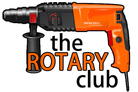 What is a rotary hammer for