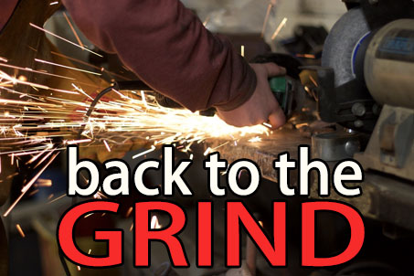 how to sharpen tools with a bench grinder