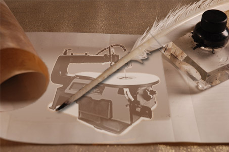 what is a scroll saw and how to use a scroll saw